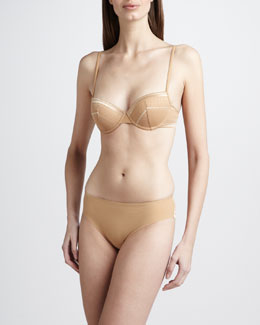 La Perla Invisible T-Shirt Bra & Briefs