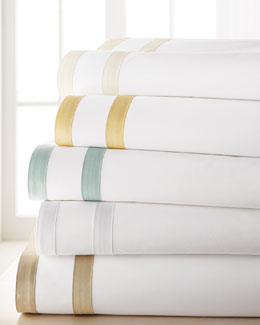 "Matouk ""Marlowe"" Sheet Sets & Accessories"