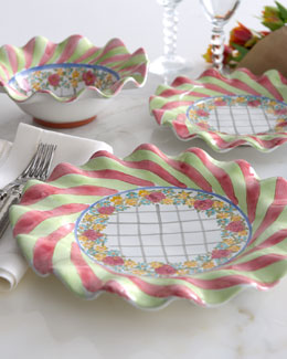 "MacKenzie-Childs ""Glen Park"" Dinnerware"