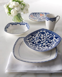 "Lauren Ralph Lauren Four-Piece ""Mandarin"" Dinnerware Place Setting"