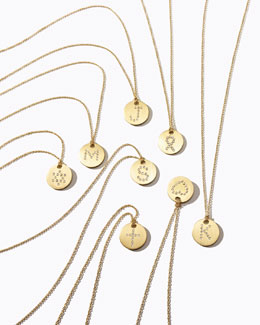 Roberto Coin Medallion Necklaces