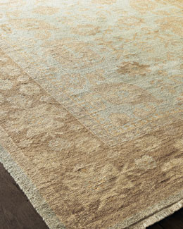 "French Market Collection ""Cliffton"" Oushak Rug"
