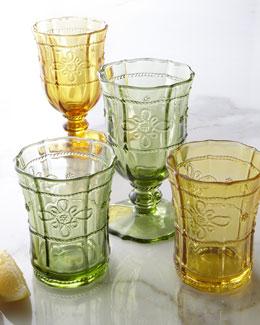 """Juliska """"Colette"""" Glassware"""