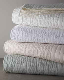 "Donna Karan Home ""Essentials"" Quilts"