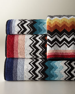 "Missoni Home Collection ""Niles"" Towels"