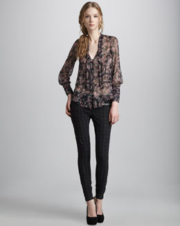 Elizabeth and James Wildflower Lara Blouse & Max Pants