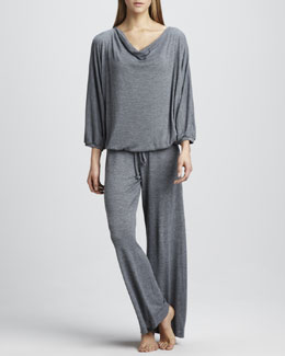 Hanro Pamina Lounge Top & Pants