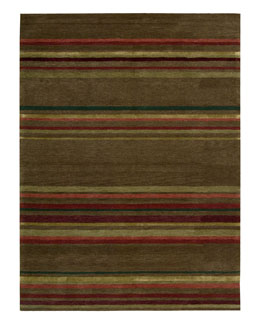 """Cam"" Striped Rug"