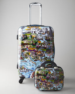 "Heys ""World"" Luggage Collection"