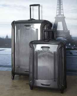 "Tumi ""Vapor"" Black Hardside Luggage Collection"