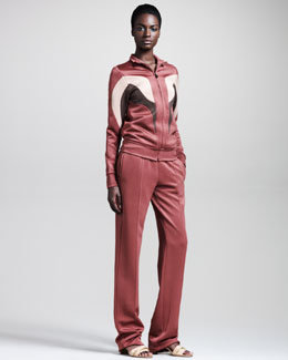 Bottega Veneta Colorblock Tracksuit