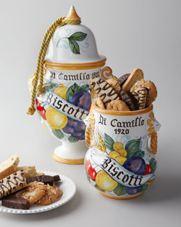 DICAMILLO BAKING CO Biscotti Jars