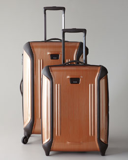 "Tumi ""Vapor"" Copper Hardside Luggage Collection"