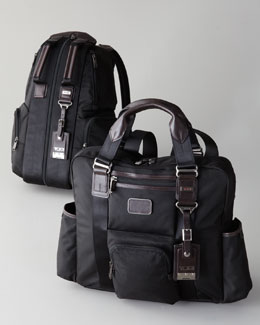 "Tumi ""Alpha Bravo"" Duffel & Backpack"