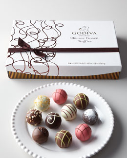 Godiva Ultimate Dessert Truffles Gift Boxes