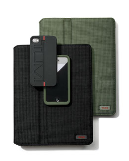 Tumi iPhone 4/4s, iPhone 5, & iPad Protective Cases
