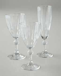 """Reflections"" Glassware"