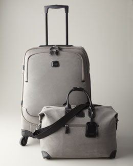 "Bric's Gray ""Life"" Luggage"