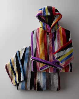"Missoni Home ""Homer"" Towels & Hooded Bath Robe"