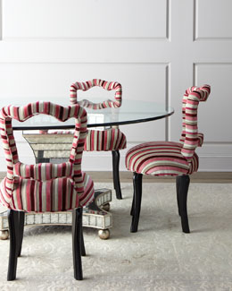 """NM EXCLUSIVE """"Erlinda"""" Dining Table & """"Candi"""" Chair"""