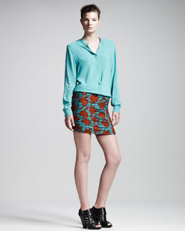 Kelly Wearstler Tarzan Shirt & Tigress Skirt