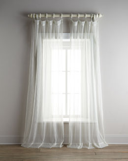 """Lagoon"" Sheer Curtains"