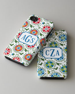 Boatman Geller Suzani iPhone 4/4s and iPhone 5/5s Cases