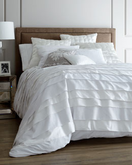 "Blissliving Home ""Belgravia"" White Bed Linens"