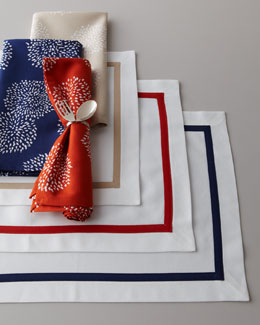 "Lulu DK for Matouk ""Soiree"" Table Linens"