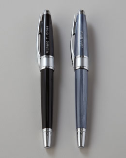 "Cross ""Apogee"" Rollerball Pen"