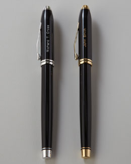 "Cross ""Townsend"" Rollerball Pen"