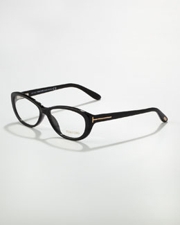Tom Ford Soft Rounded Fashion Glasses