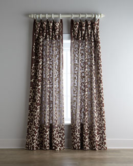 """Nairobi Scroll"" Curtains"