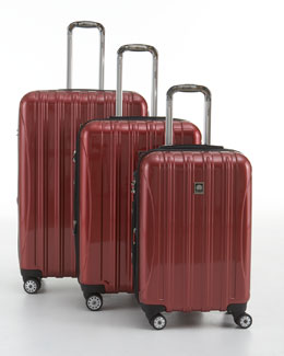 "DELSEY LUGGAGE INC. ""Helium Aero"" Expandable Luggage"