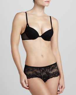 La Perla Madison Soiree Push-Up Bra & Boyshorts