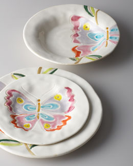"""Butterfly"" Dinnerware"