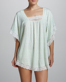 Eberjey Goddess Jersey Lounge Tunic & Briefs