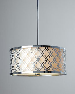 """Dauphine"" Pendant Light"