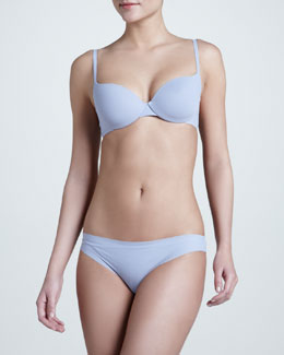 La Perla Invisible Contour Bra & Invisible Hi-Cut Briefs