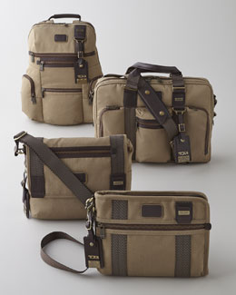 "Tumi ""Alpha Bravo"" Travel Bags"