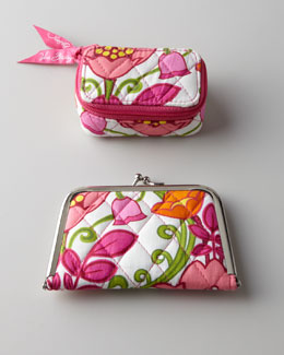 "Vera Bradley ""Lilli Bell"" Travel Accessories"