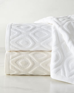 "Peacock Alley ""Astoria"" Towels"