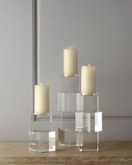 Global Views Escalier Candleholders
