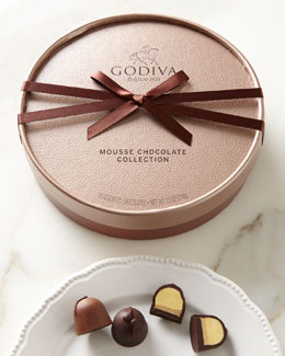 Godiva NM Exclusive Mousse Collection Chocolates