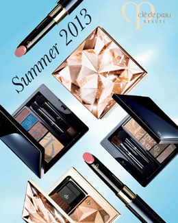 Cle de Peau Beaute  Summer Color Collection