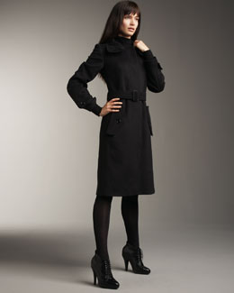 Burberry London Baswick Coat