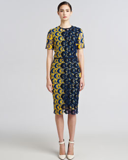 Derek Lam Guipure Lace Dress