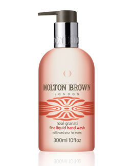 Molton Brown Rose Granati Fine Liquid Hand Wash, 10 oz.