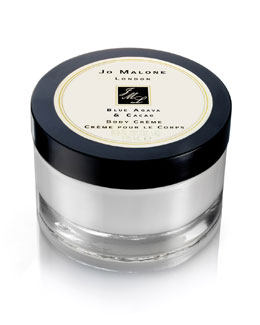 Jo Malone London Blue Agava & Cacao Body Creme, 5.9 oz.