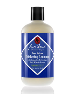 Jack Black True Volume Thickening Shampoo, 12 oz.
